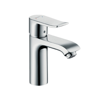 Metris Basin Mixer 110 For Standard Basins With Waste Set