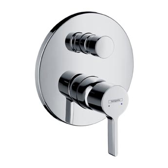 Metris S Bath Amp Shower Mixer For Concealed Installation