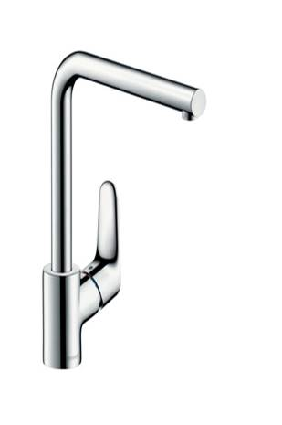 Hansgrohe Focus SL KM with Swivel Spout 1