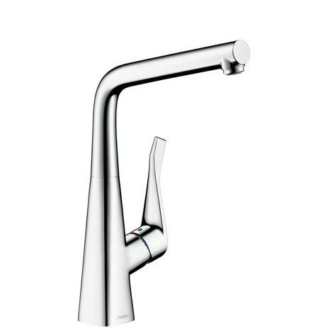 Hansgrohe Metris SL KM with Swivel Spout