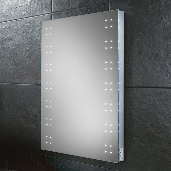 Hib ariel led mirror 800x600mm leigh plumbing merchants for Mirror 60 x 80