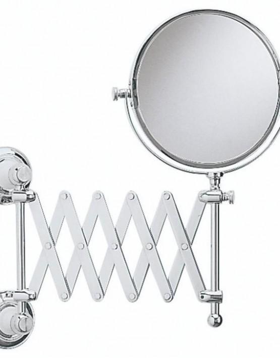 ACC16 - clifton extendable mirror CHROME