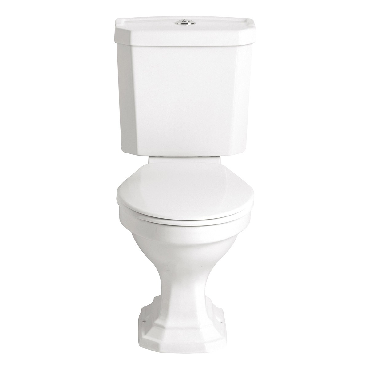 Heritage granley granley deco close coupled wc leigh plumbing merchants - Deco wc blauw ...