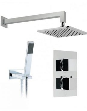 Mix 2 outlet thermostatic shower package *SPECIAL OFFER*