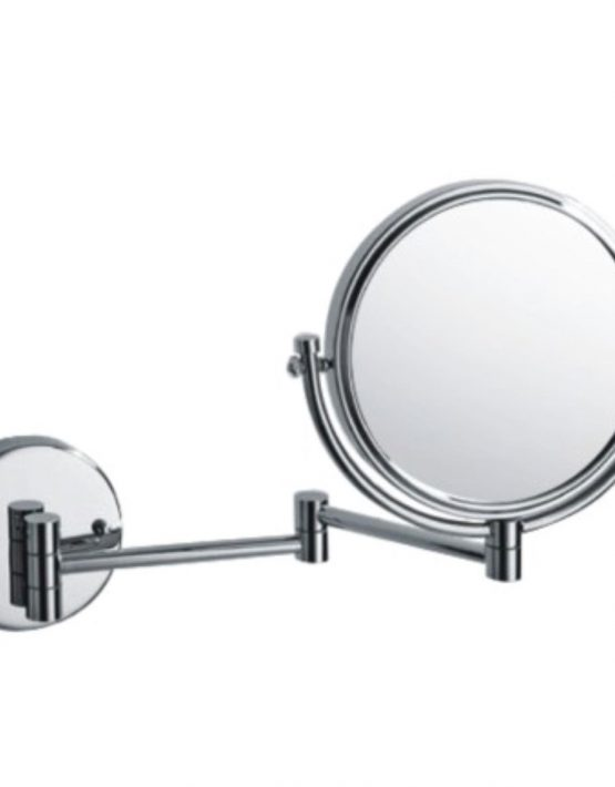 Heritage Wall Mounted Mirror Chrome ACOWMMC