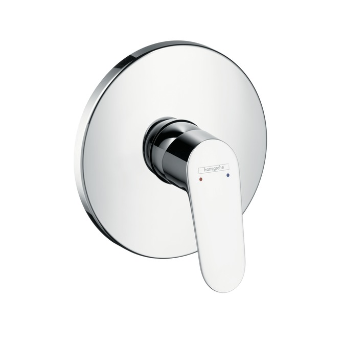 Focus E2 Shower Mixer For Concealed Installation Leigh