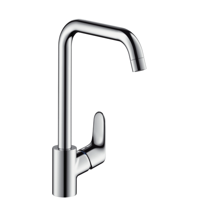 Hansgrohe Focus Single Lever Kitchen Mixer 260