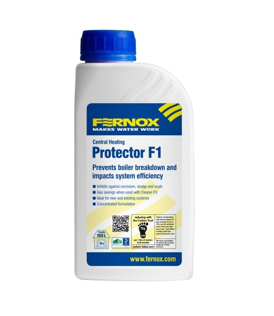 fernox bottle f1