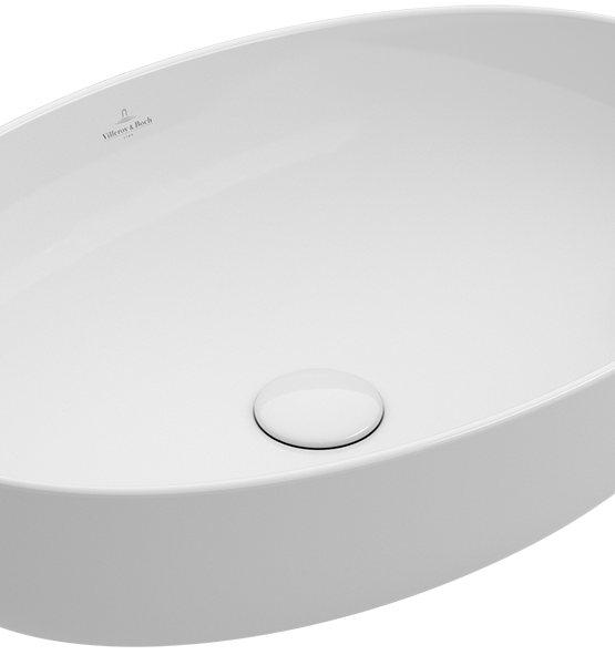 419861R1 - 610 x 410mm washbasin
