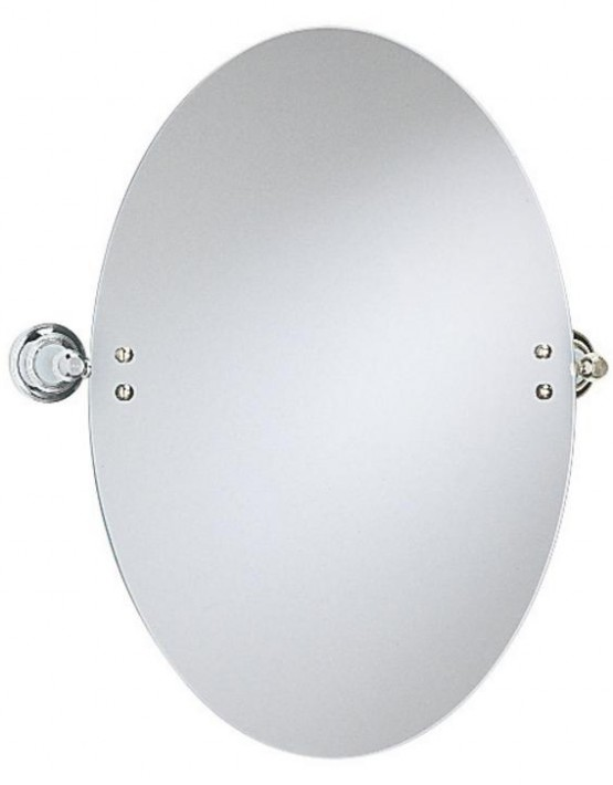 ACC17 - clifton oval swivel mirror