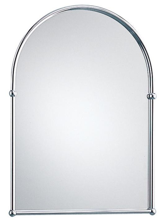 AHC09 - arched mirror CHROME