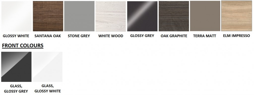 venticello furniture colours