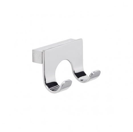 RB20.02 - HALO DOUBLE ROBE HOOK