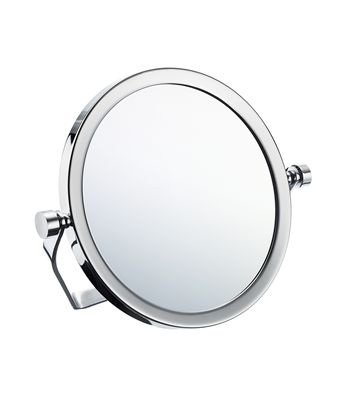 FK443 - Outline mirror-travel mirror with swivel stand