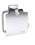 House Toilet Roll Holder with Cover