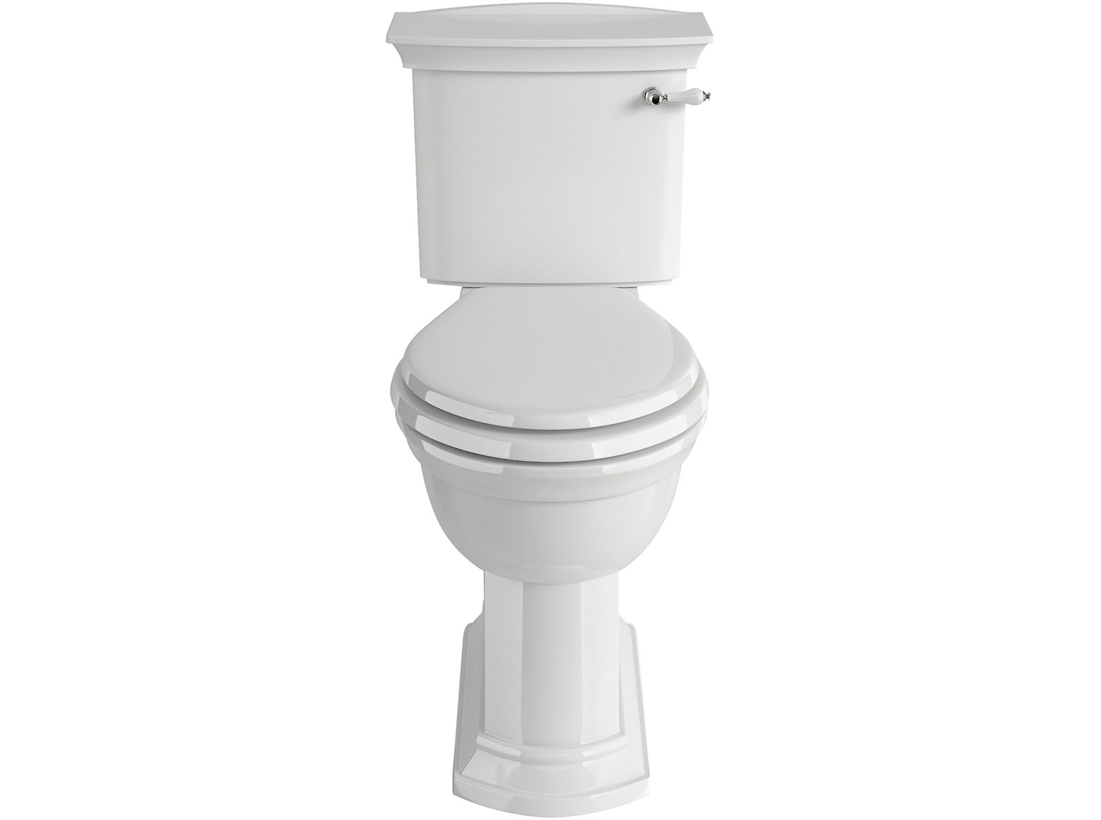 Heritage Blenheim Close Coupled Standard Height WC | Leigh Plumbing ...