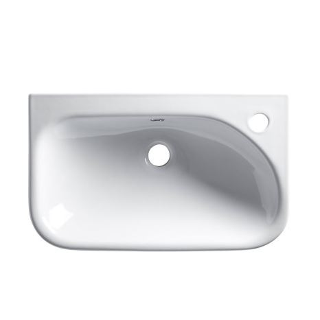 N2SCBAS - Slim Semi-Countertop Basin
