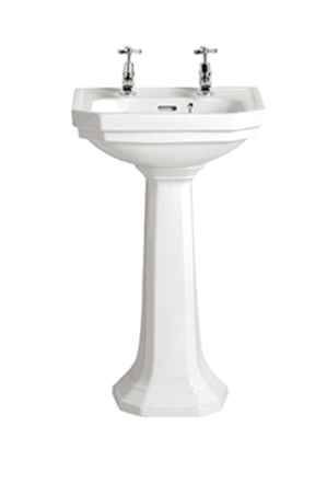 Heritage Granley Deco Tall Pedestal PGRW10