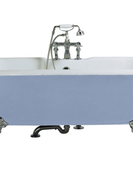 Heritage Buckingham Cast Iron Double Ended Bath BRT80