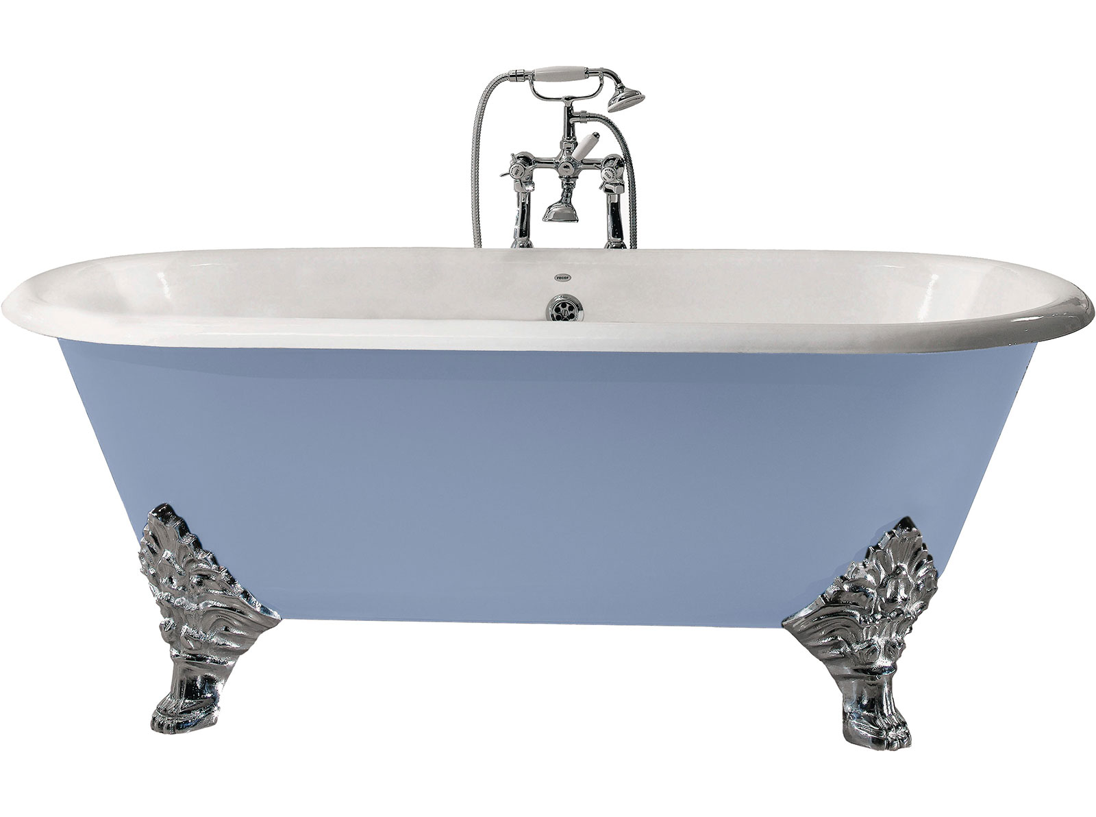 Heritage Grand Buckingham Cast Iron Double Ended Bath
